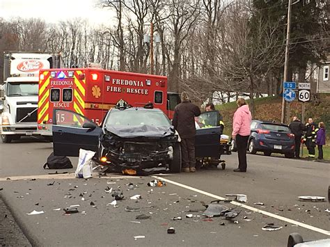 Two Hurt 3car Crash On Route 60  News, Sports, Jobs