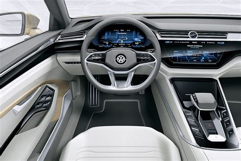 volkswagen passat  interior    auto car update