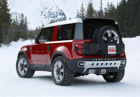 range rover defender 2016 new land rover defender edges nearer to 2016 debut as