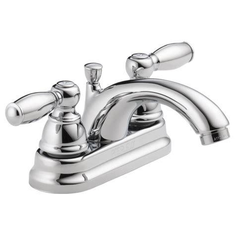 P299675LF   Two Handle Bathroom Faucet