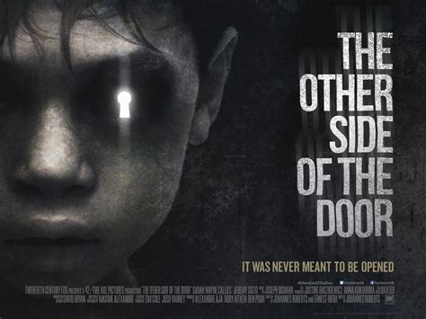 the other side of the door the other side of the door and