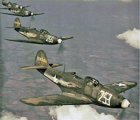 P-39 Air Cobras, Built In Weatfield New York