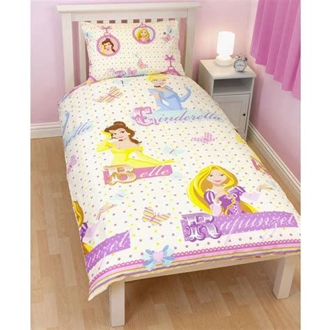 boys and girls disney and character single duvet cover