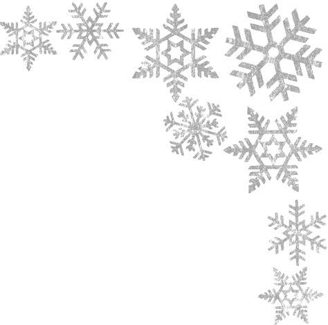 gmispace snowflake border transparent gmispace