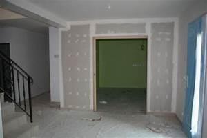 Porte à Galandage Lapeyre : le blog de la plaque de pl tre ~ Premium-room.com Idées de Décoration