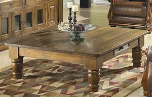 48quot square coffee table kate madison furniture With 48 x 48 square coffee table