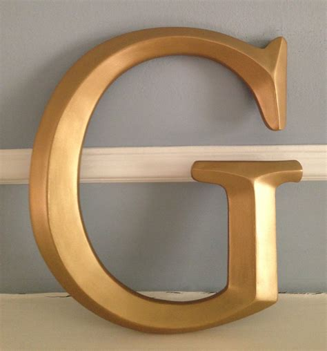 big letters for wall large wall letter large g initials monogram custom wall