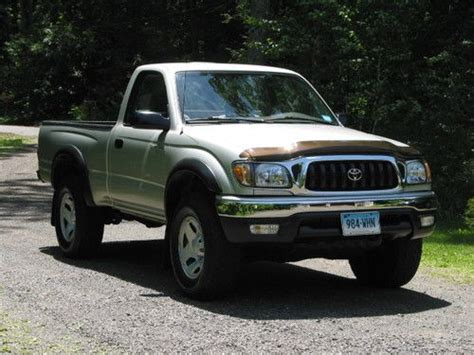 Toyota Tacoma 4x4 Cab For Sale by Buy Used 2003 Toyota Tacoma Sr5 4x4 Reg Cab Only 37k