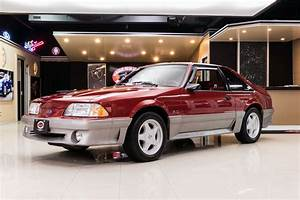 1992 Ford Mustang | Classic Cars for Sale Michigan: Muscle & Old Cars | Vanguard Motor Sales