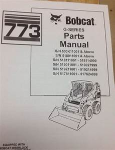 Bobcat Skid Steer Serial Numbers
