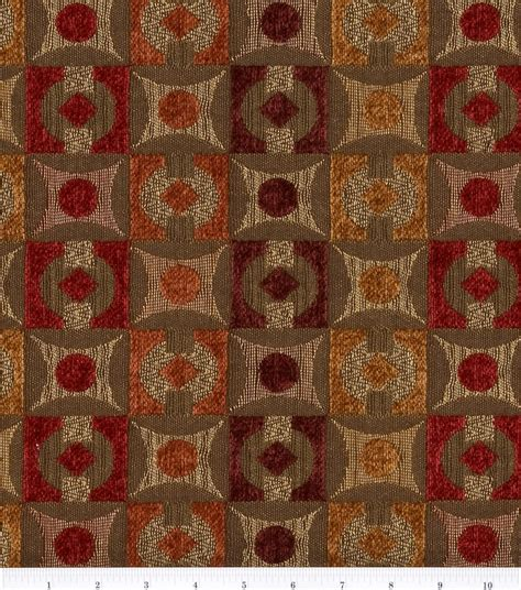 Upholstery Tacks Joann Fabrics by Upholstery Fabric Richloom Studio Nico Spice Jo