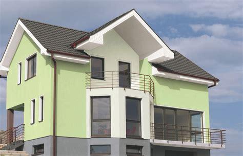 Häuser Farben Beispiele by Ideen F 252 R Die Farbgestaltung Fassaden Alpina Drau 223 En