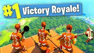 WE FINALLY GOT IT TO WORK! Fortnite Battle Royale (Funny ...