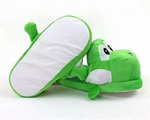 Yoshi Slippers   Nintendo Slippers   Mario Slippers