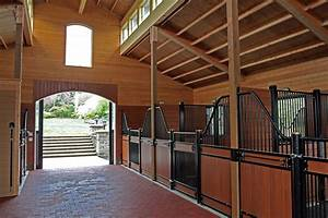 savannah horse stall by innovative equine systems With 8 stall horse barn