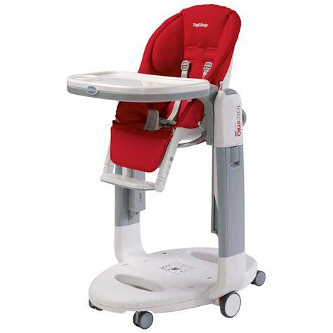 chaise auto bebe chaise haute bébé tatamia fragola de peg perego sur allobébé