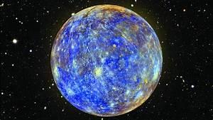 Hubble Deep Field, Space, Stars, Blue, Mercury, NASA ...