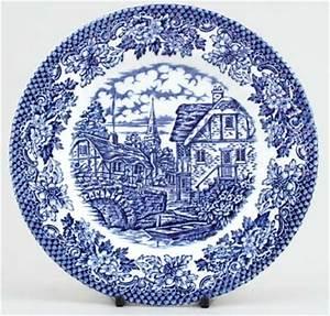Merry Old England : grindley merrie olde england plate lovers of blue and white ~ Fotosdekora.club Haus und Dekorationen