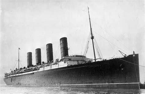 lusitania british ship britannica com