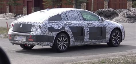 2018 Buick Regal Wagon Confirmed  Gm Authority