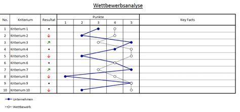 excel tool wettbewerbsanalyse hanseatic business school