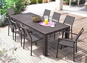 Table De Jardin Exterieur : table basse exterieur jardiland ~ Premium-room.com Idées de Décoration