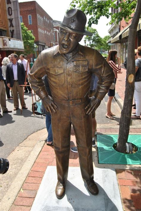 Frank Sutton Statue Dedication (9)   ClarksvilleNow.com