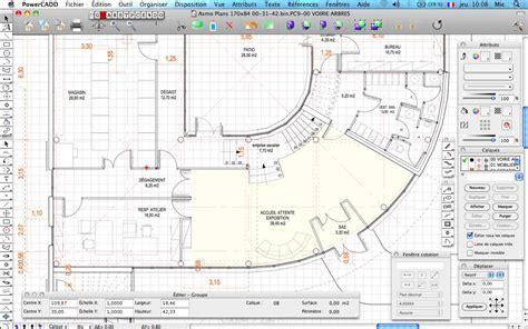 logiciel de bureau powercadd logiciel de dessin précis et puissant 2d sur mac osx