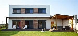 Fertighaus Mit Dachterrasse : file fertighaus mit wikimedia commons ~ Lizthompson.info Haus und Dekorationen