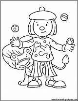Juggler Siwa Ocupaciones Malabarista sketch template