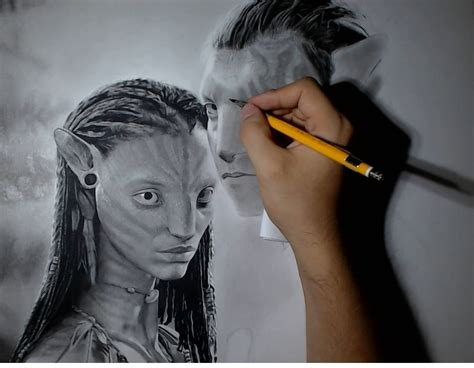 Drawing Avatar