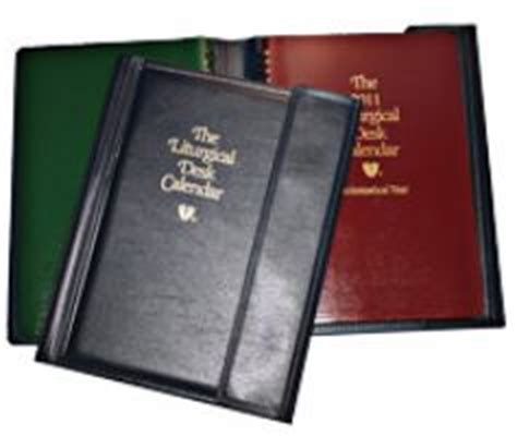 liturgical calendars sale appointment books planners daily