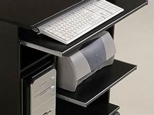 Design Pc Tisch : computertisch schwarz pepe 2 76x76x50cm pc tisch computerschrank schreibtisch ebay ~ Frokenaadalensverden.com Haus und Dekorationen