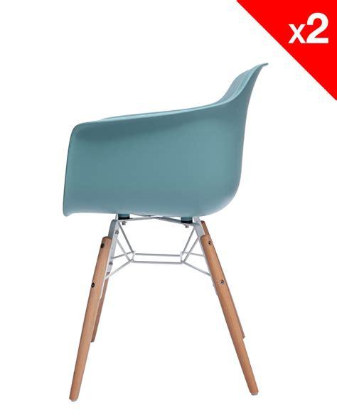 fauteuil cuisine lot de 2 chaises design avec accoudoirs kuta kayelles com