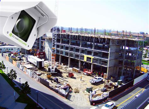 Commercial Security Surveillance Systems - ECAMSECURE