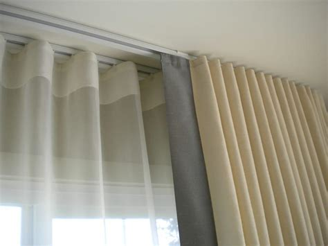 ceiling curtain rod ceiling curtain rod soozone