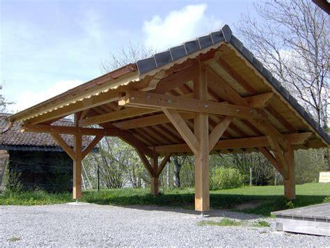 abri de voiture en bois abri voiture en bois setecnologia