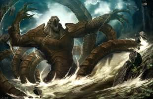 Clash of Titans The Kraken Monster