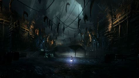 to the edge of doom bloodborne is a beautiful kotaku australia