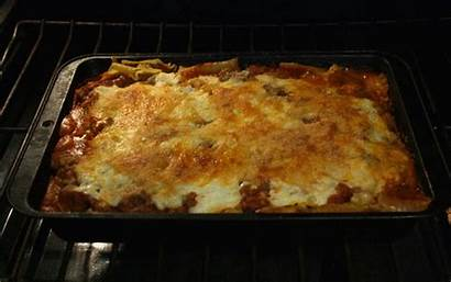 Lasagna Baked Chicken Ground Oven Baking Recipes