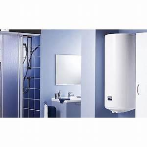 Chauffe Eau Vertical : chauffe eau 100 litres steatite mural de dietrich ces ~ Edinachiropracticcenter.com Idées de Décoration
