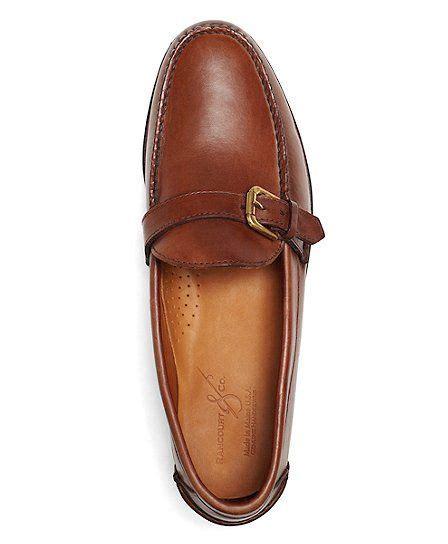 I kind of like these! Rancourt & Co Calfskin Buckle ...