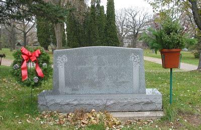 rose floral cemetery urn service