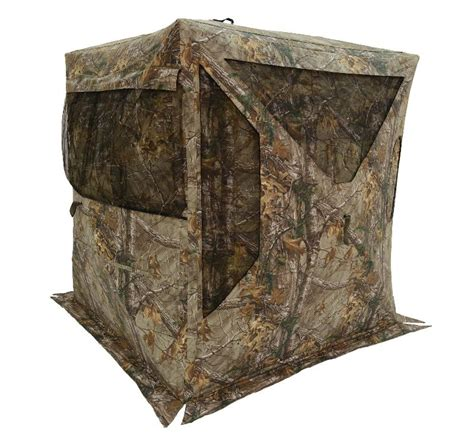browning ground blinds browning cing introduces quot shadow series quot pop up ground