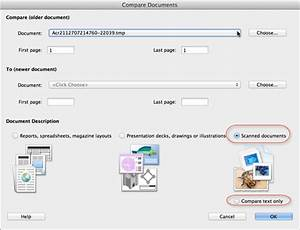 how to compare write two pdf documents acrobat reader With compare documents adobe
