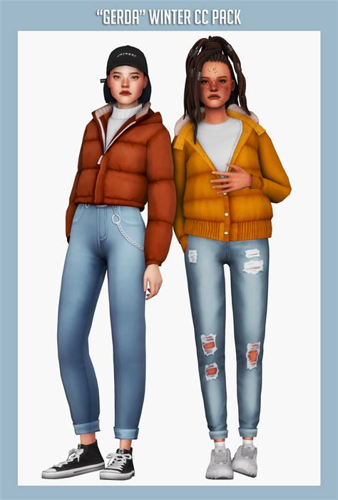Pin On Sims Cc