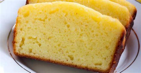 site recette cuisine recette minceur gâteau au yaourt allégé vanillé sans huile