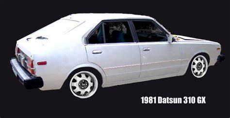 Datsun 310 For Sale by Izc07 1981 Datsun 310 Specs Photos Modification Info At