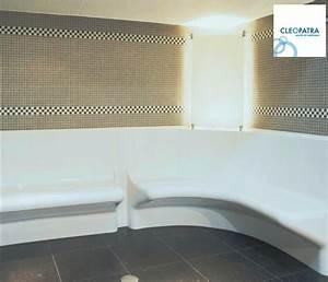 Bank Für Dusche : acrlysitz eckbank 150cm rechts wei glatt dampfbad dusche hammam ~ Michelbontemps.com Haus und Dekorationen