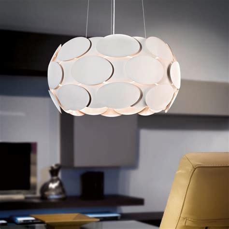 Pendelleuchte Indirektes Licht by Pendelleuchte Aus Wei 223 Lackiertem Stahl Mit Indirektem